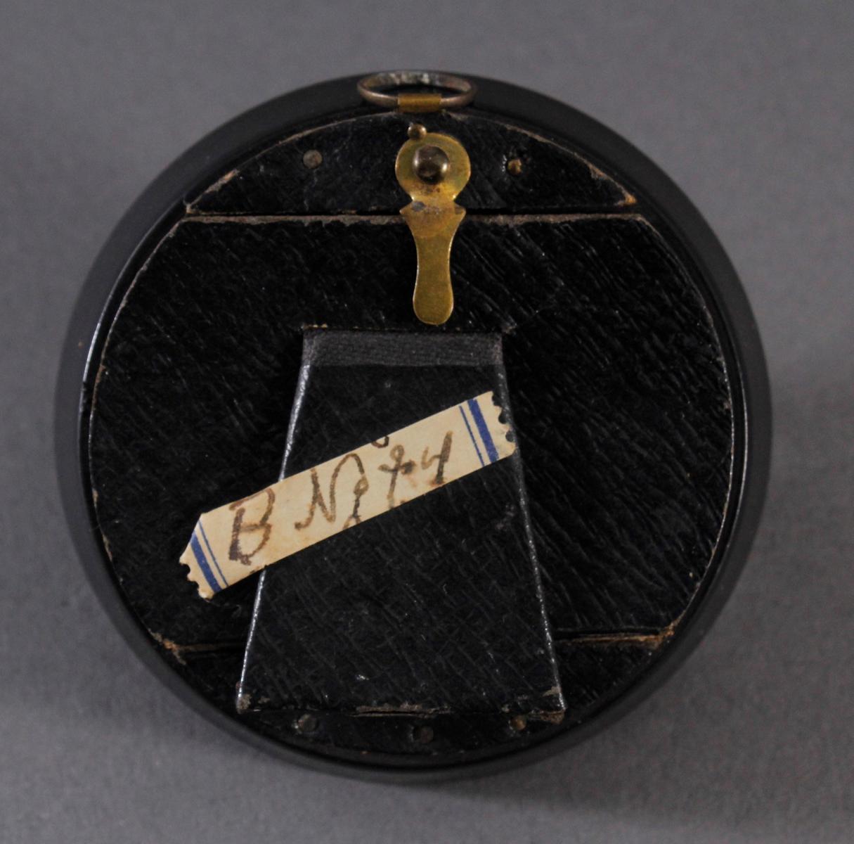 Miniaturportrait des 19. Jahrhunderts-3