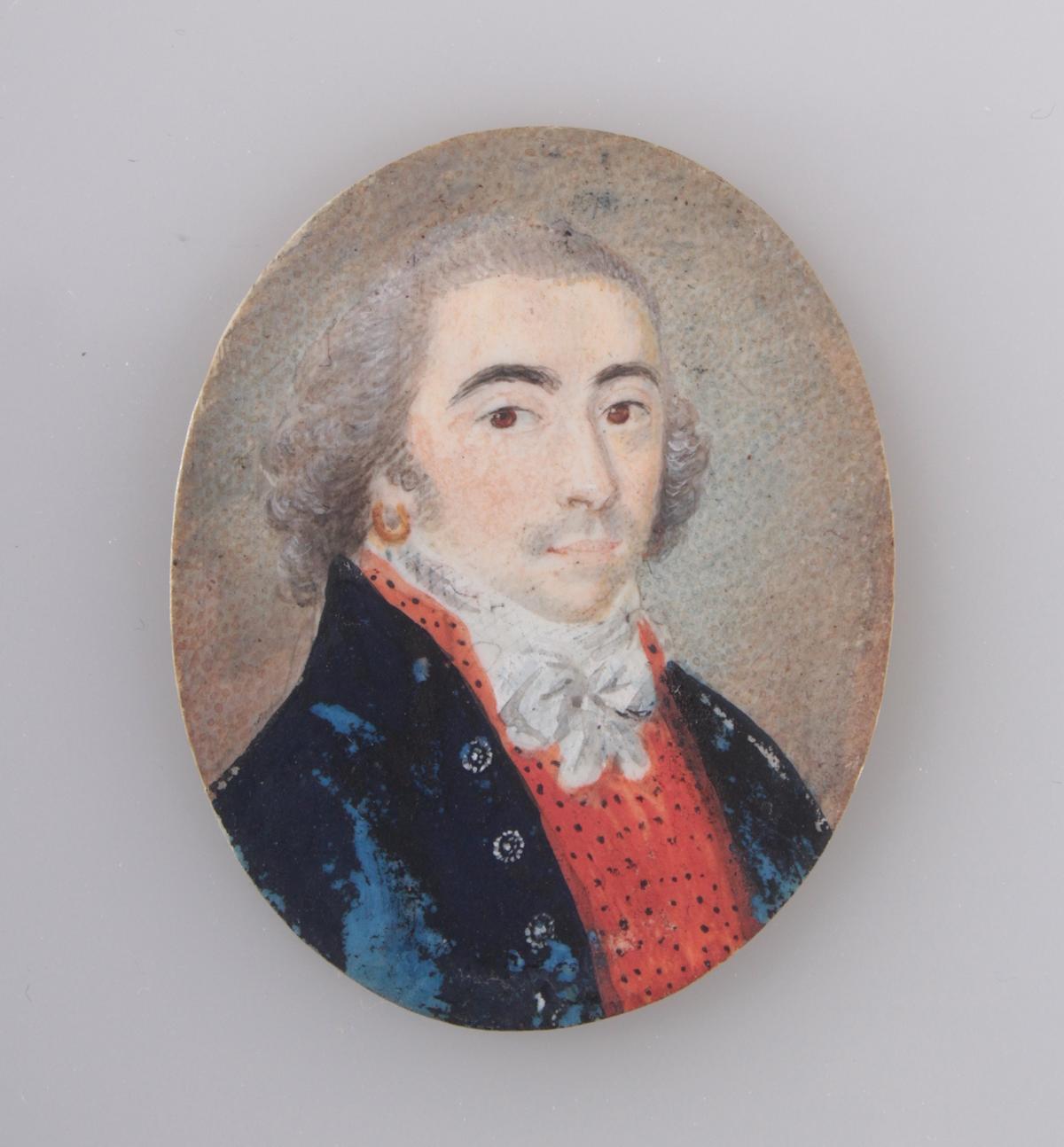 Miniaturportrait des 19. Jahrhunderts-2