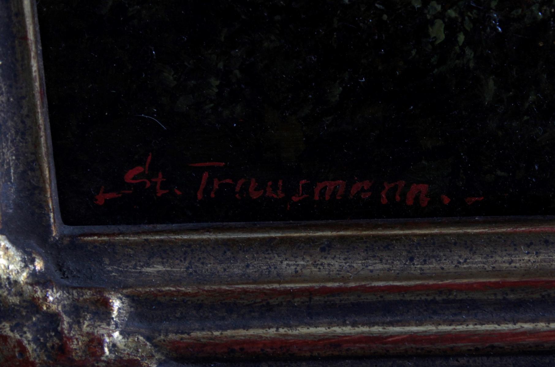St. Trautmann. Maler 2. Hälfte 20. Jahrhundert-3