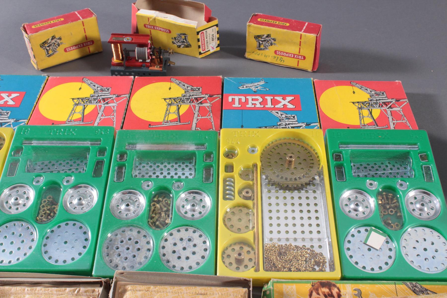 TRIX Metallbaukästen und Zubehör-3