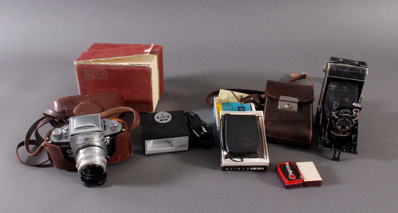 DDR Fotoapparate und Zubehör