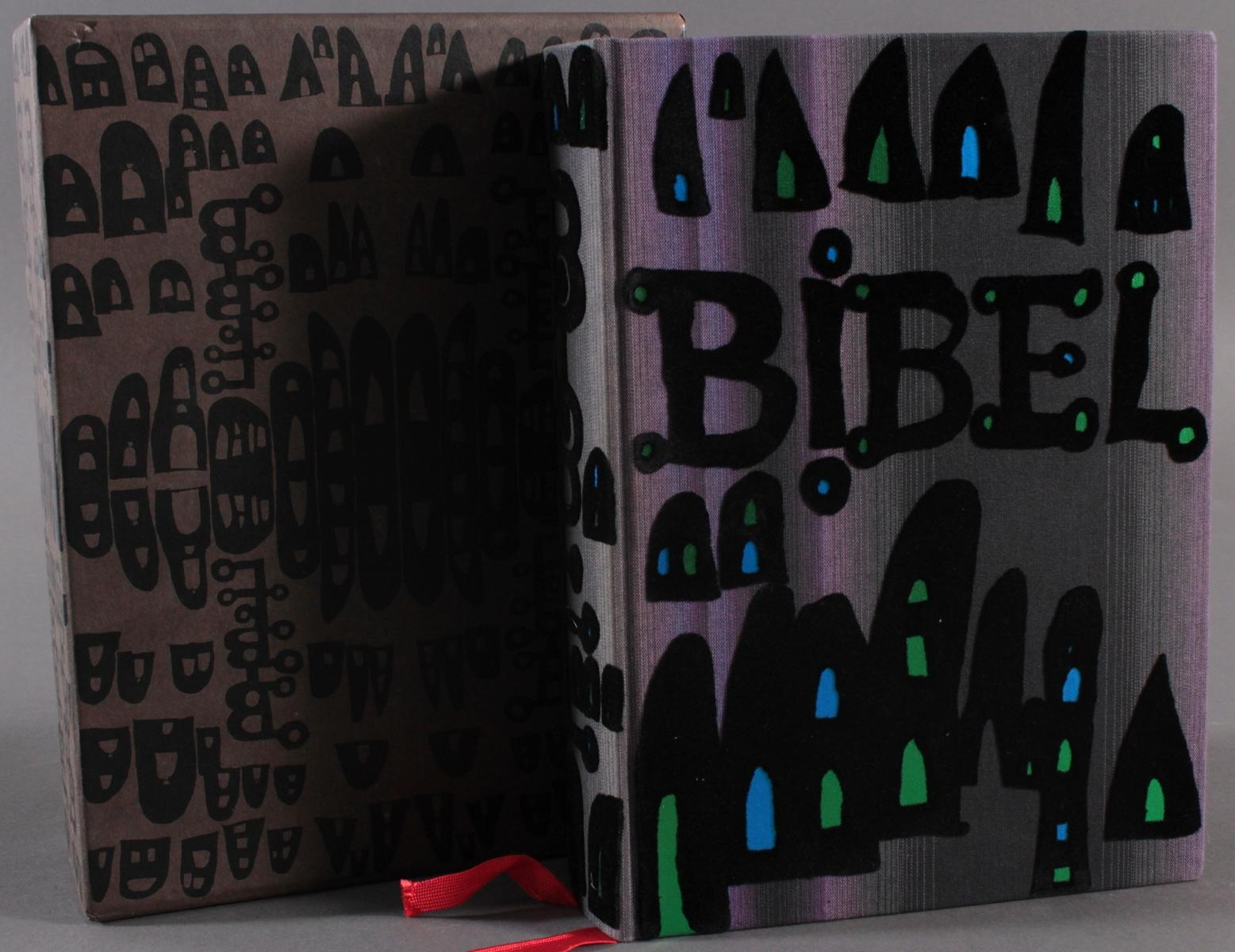 Friedensreich Hundertwasser – Bibel