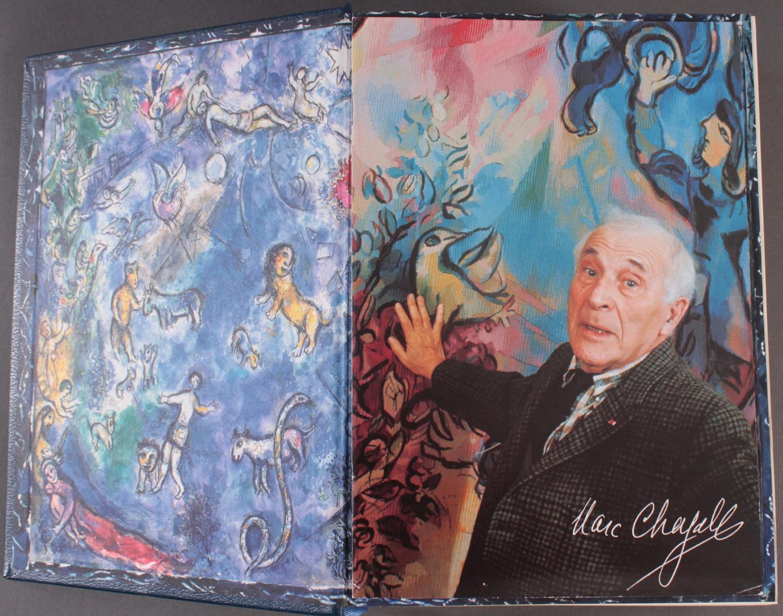 Marc Chagall – Die Bibel-2