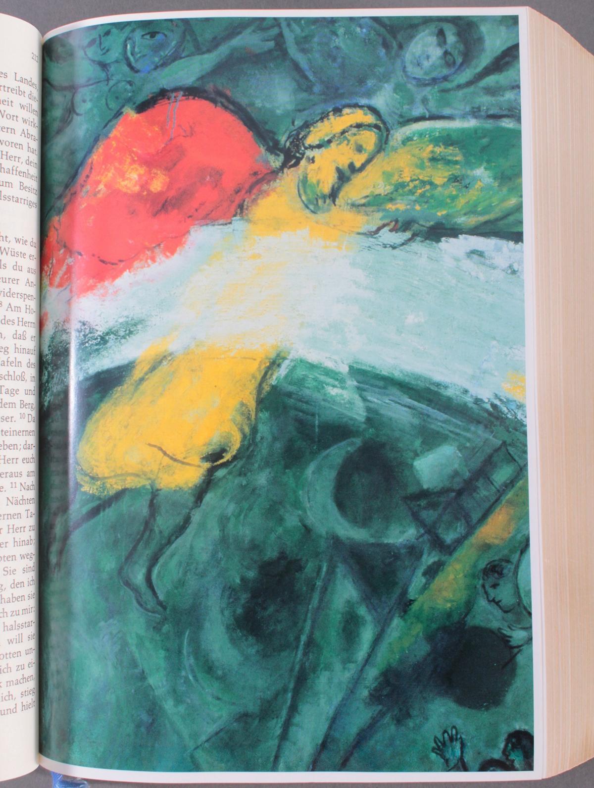 Marc Chagall – Die Bibel-3
