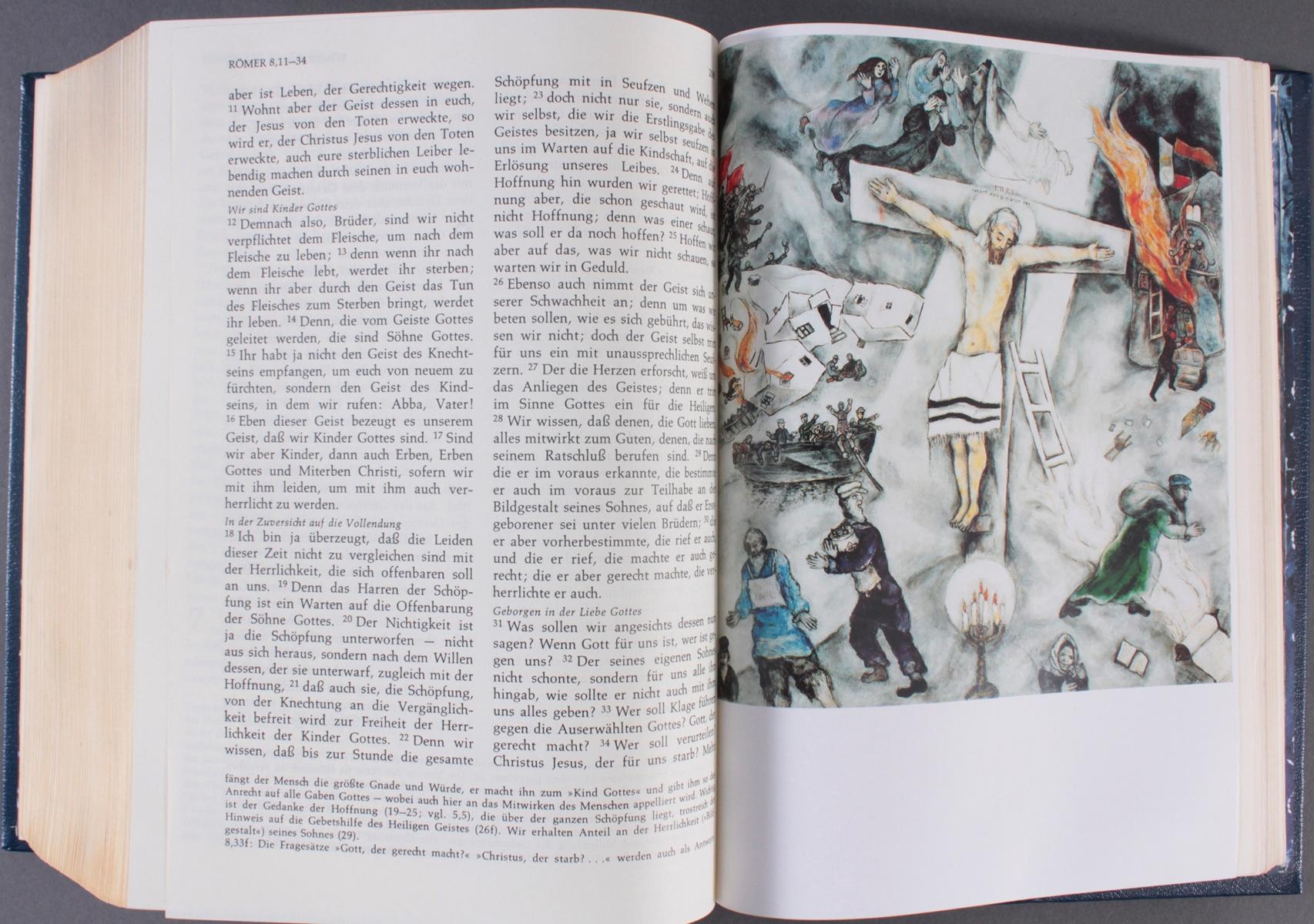 Marc Chagall – Die Bibel-5