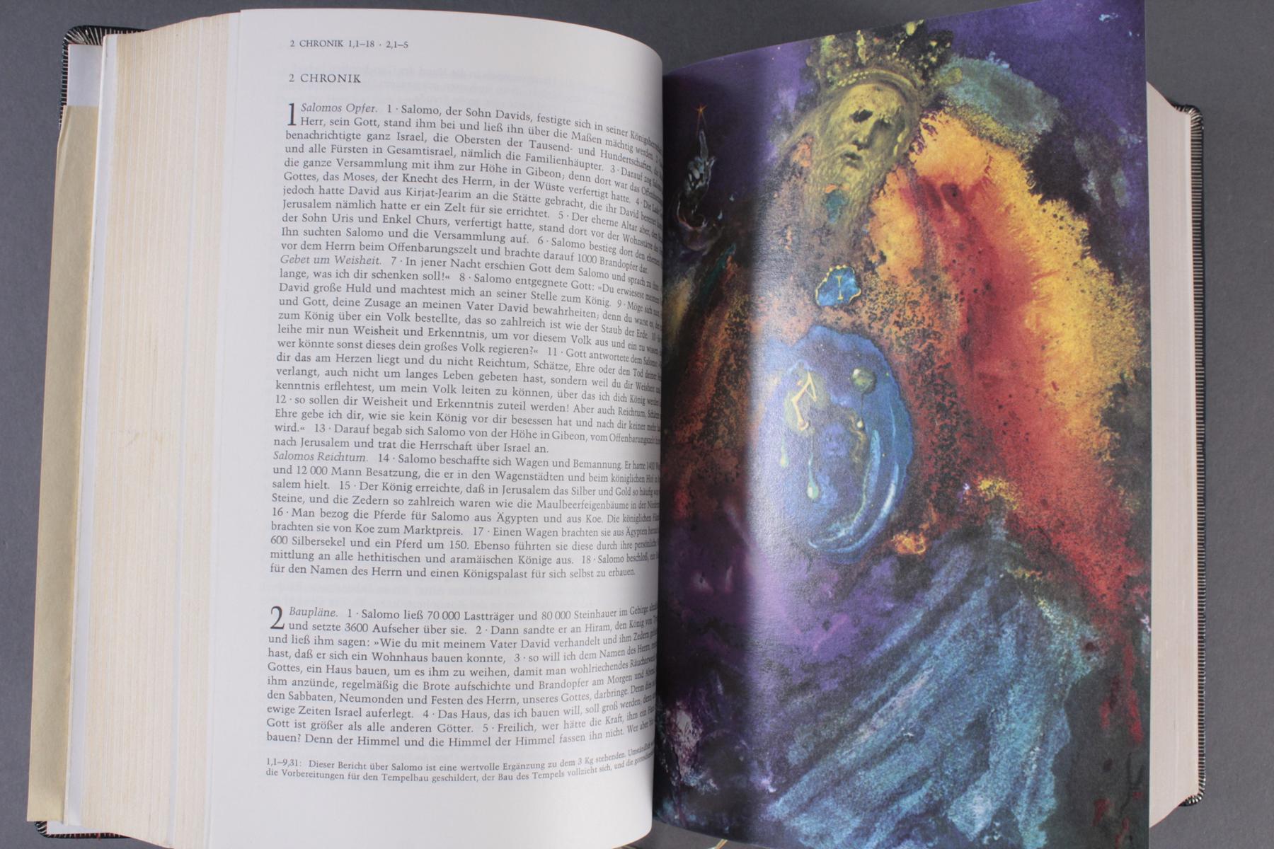 Salvador Dali – Die Bibel-2