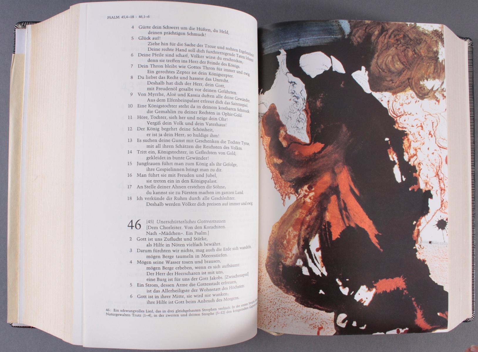 Salvador Dali – Die Bibel-3