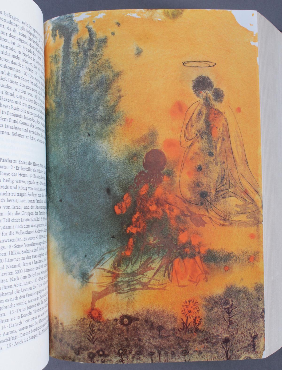 Salvador Dali – Die Bibel-4