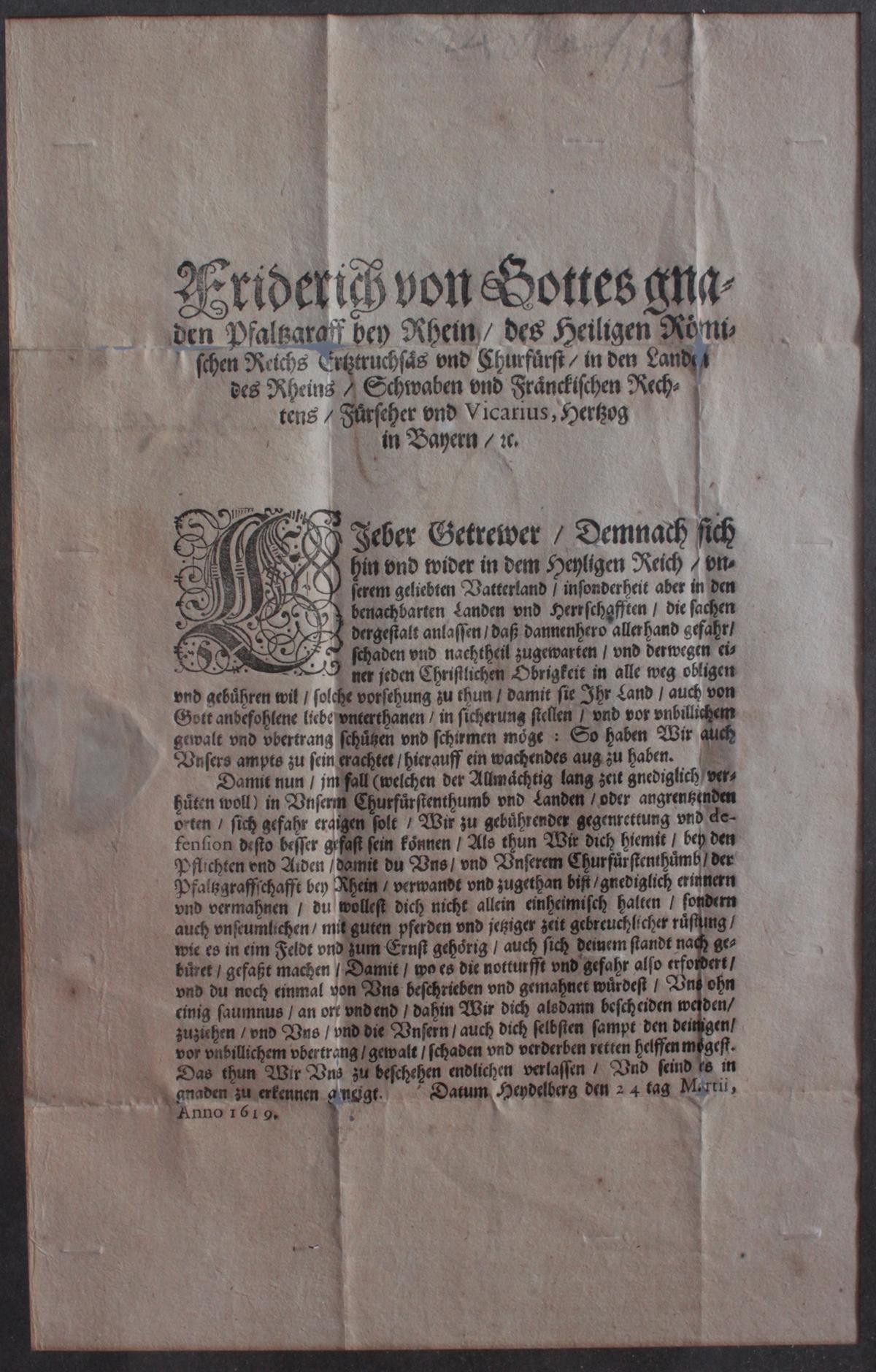 Samlung Altbriefe, Vorphilatelie, Meisterbrief und Dokumente-7