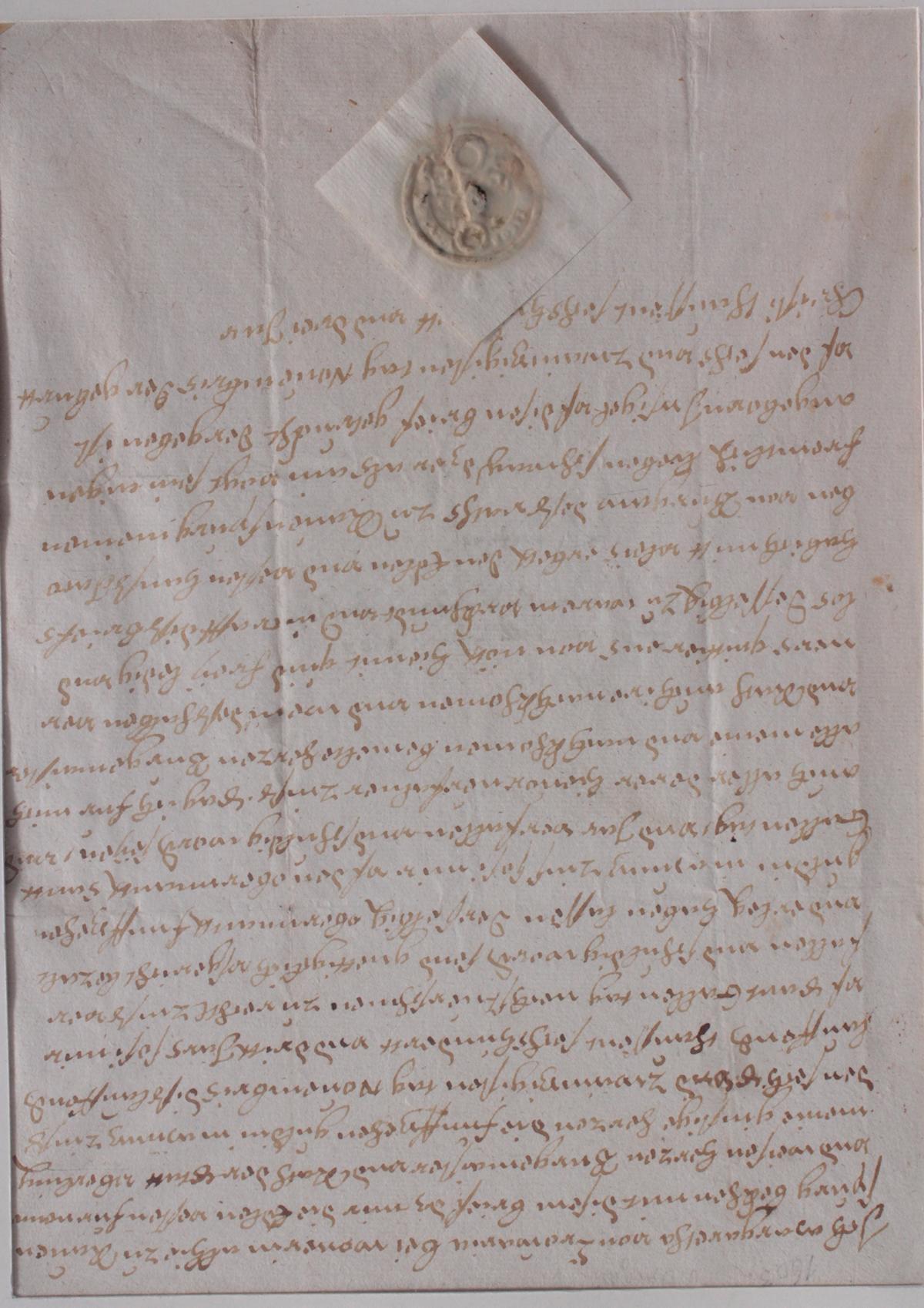 Samlung Altbriefe, Vorphilatelie, Meisterbrief und Dokumente-9