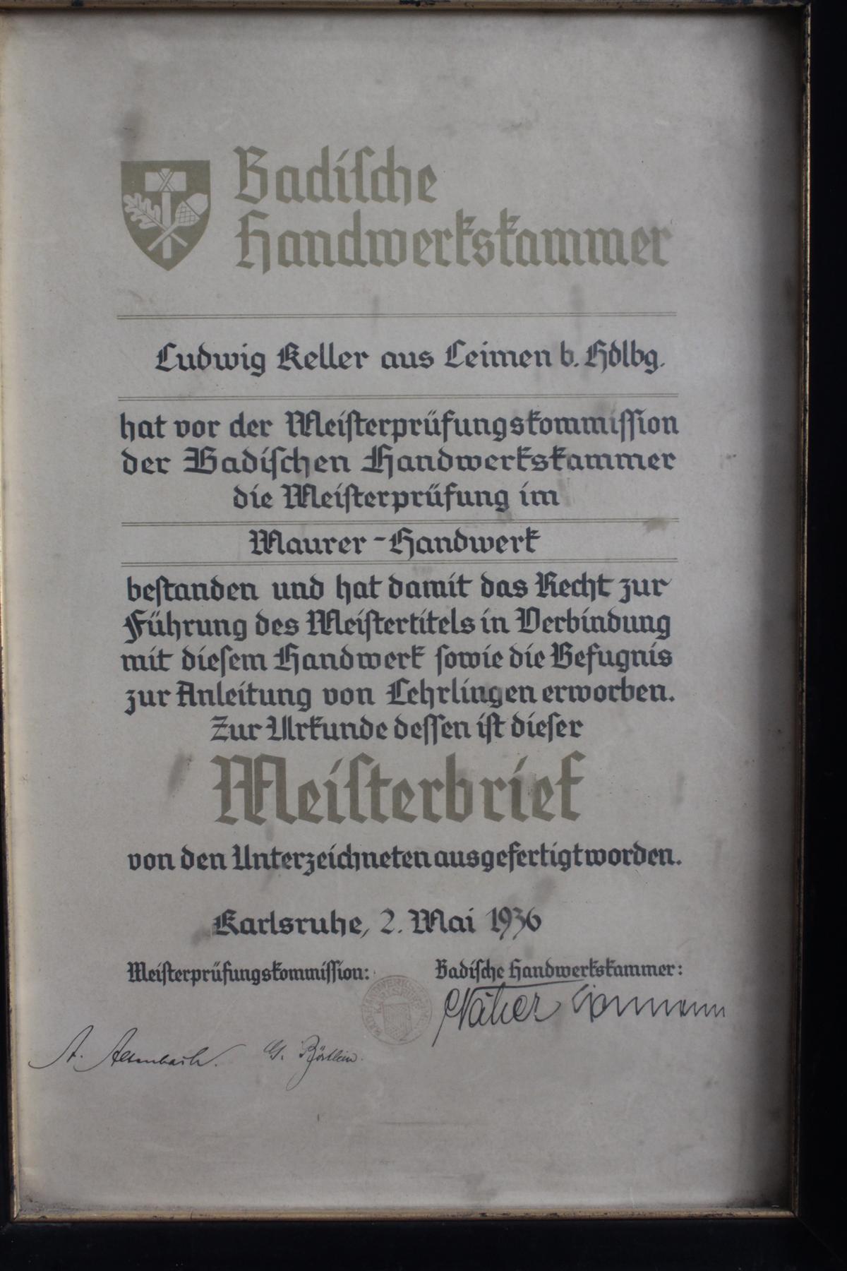 Samlung Altbriefe, Vorphilatelie, Meisterbrief und Dokumente-10