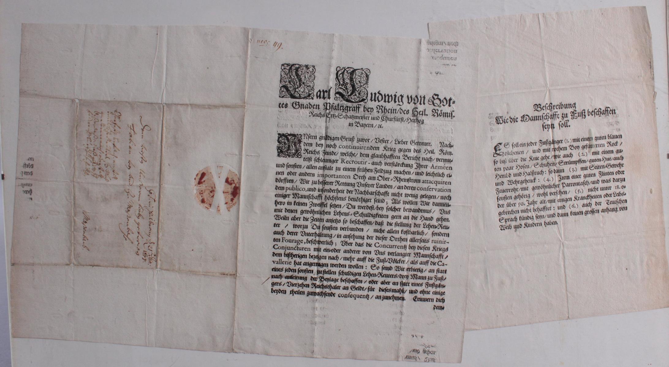 Samlung Altbriefe, Vorphilatelie, Meisterbrief und Dokumente-12