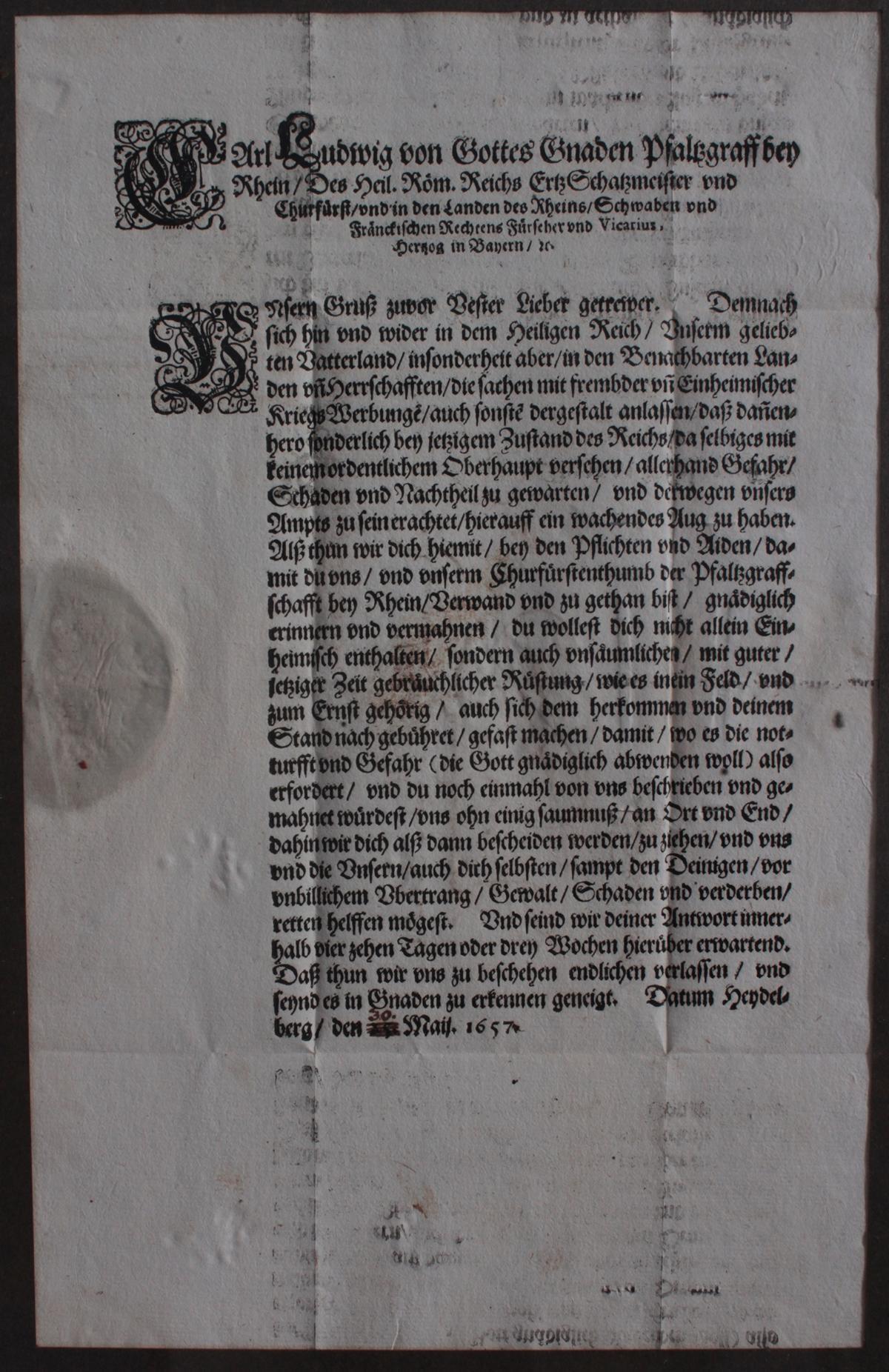 Samlung Altbriefe, Vorphilatelie, Meisterbrief und Dokumente-14