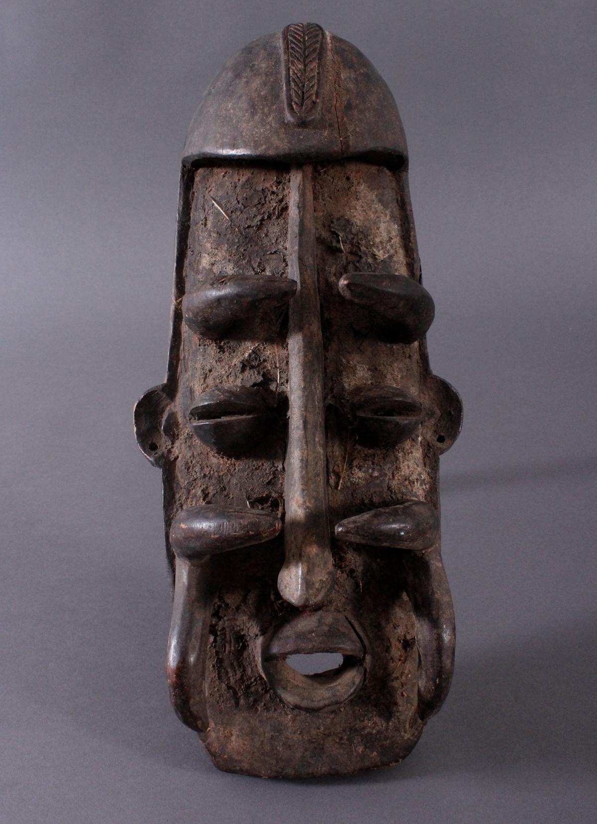 Antike Maske der Bete