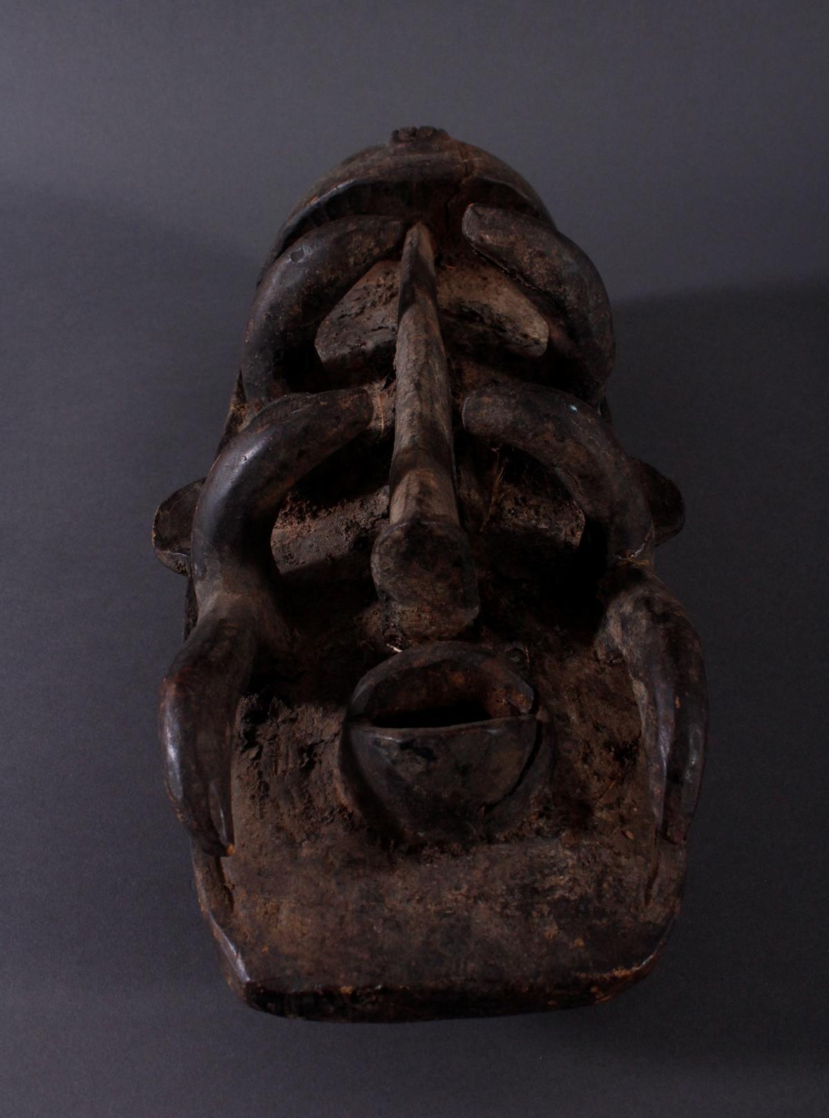 Antike Maske der Bete-4
