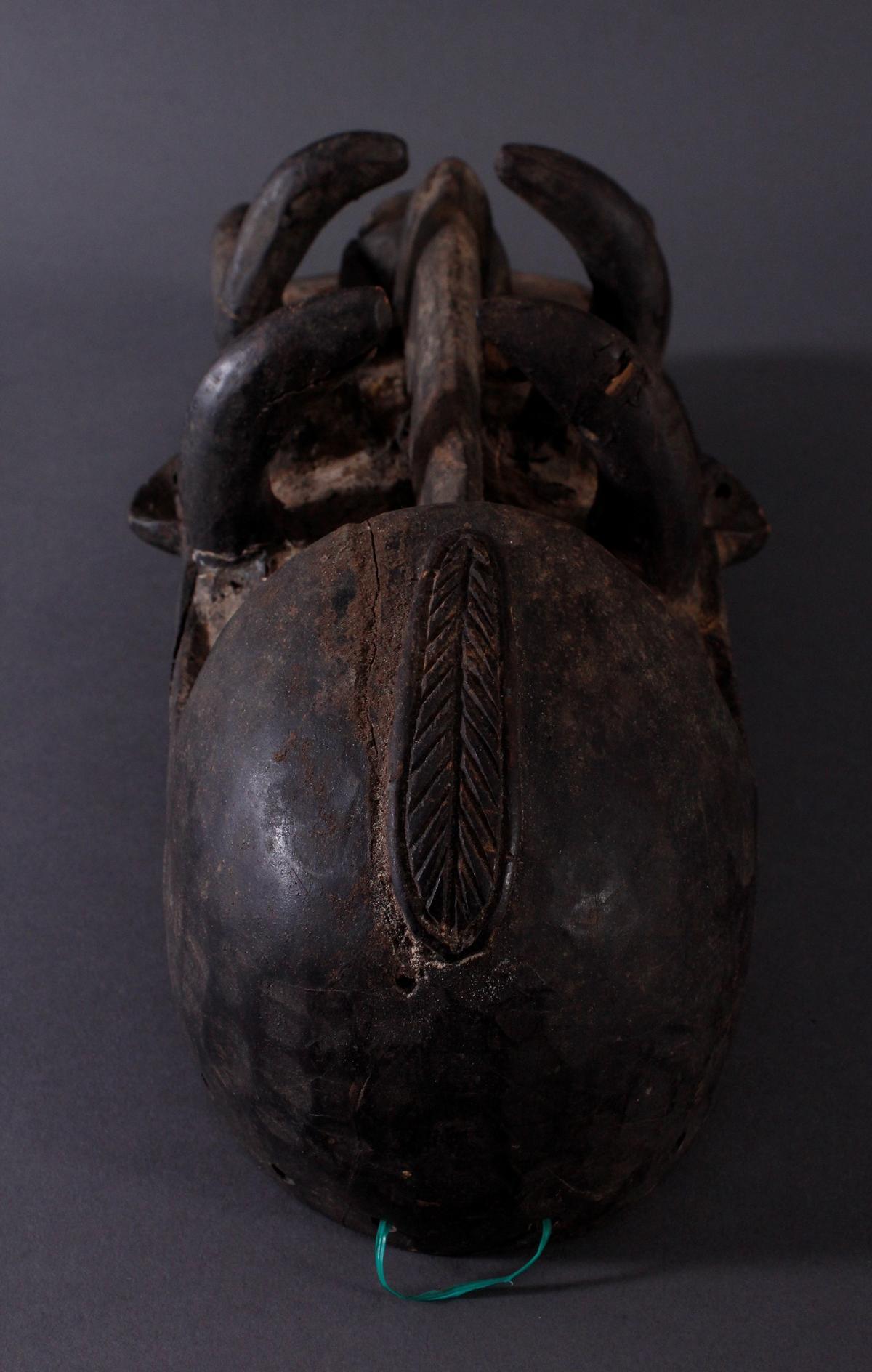 Antike Maske der Bete-5