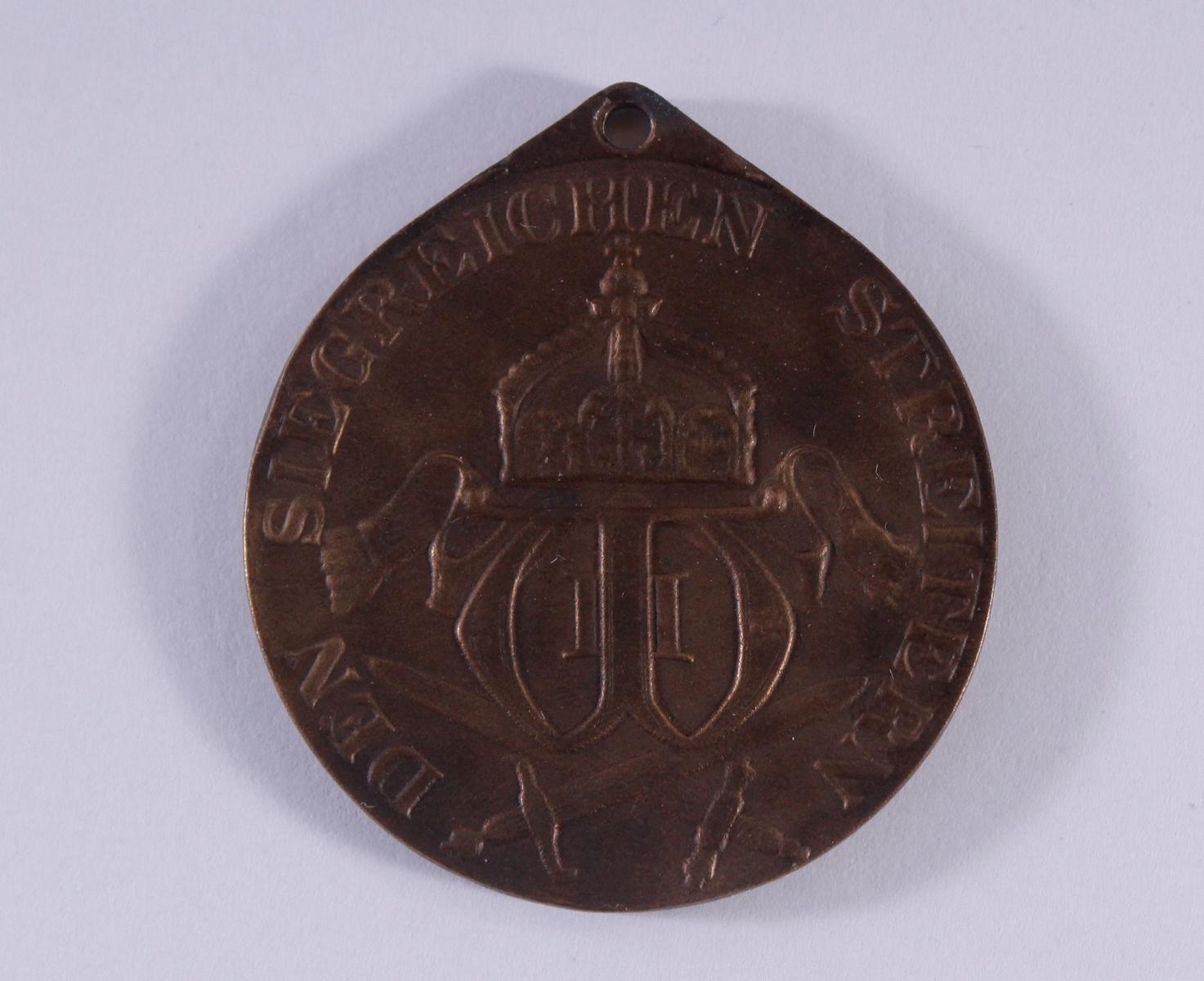 Medaille, Preußen, Deutsch-Südwestafrika 1904-1906-2