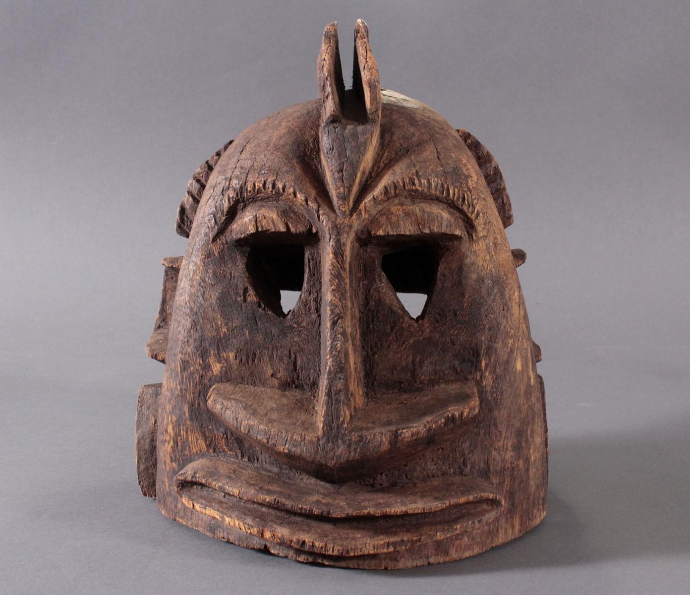 Antike Helmmaske, Dogon, Mali