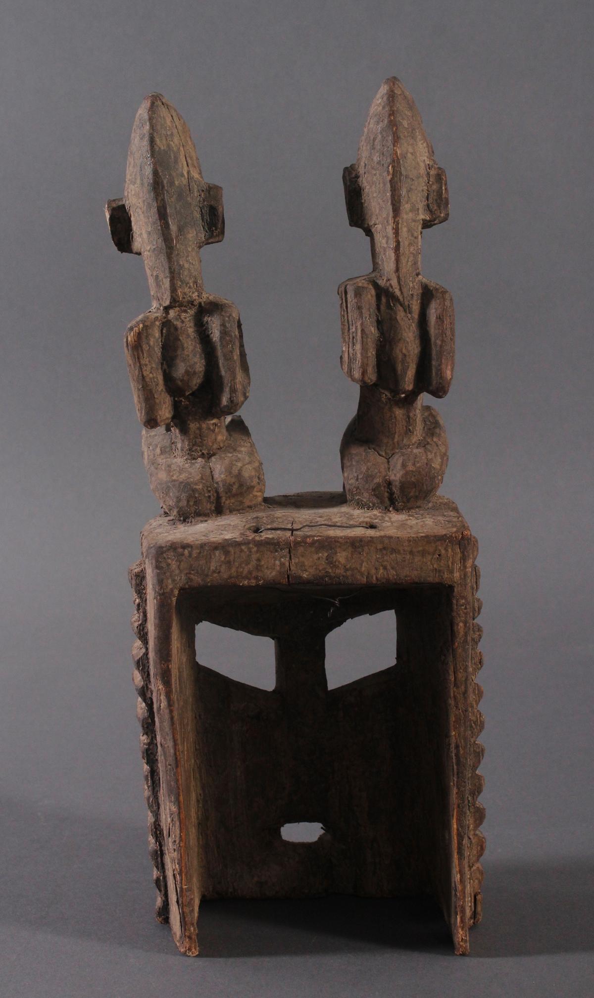 Antike Maske, Dogon, Mali-3