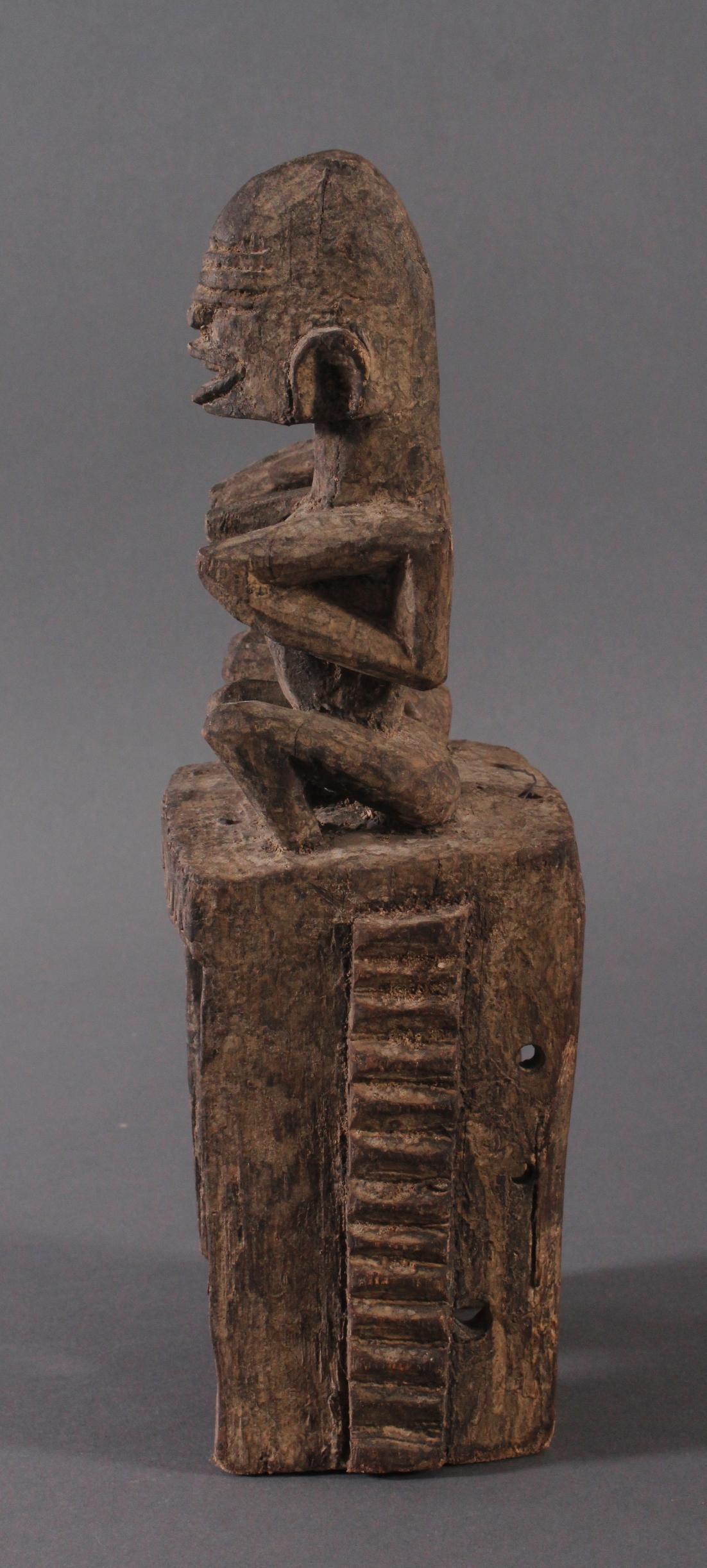 Antike Maske, Dogon, Mali-4