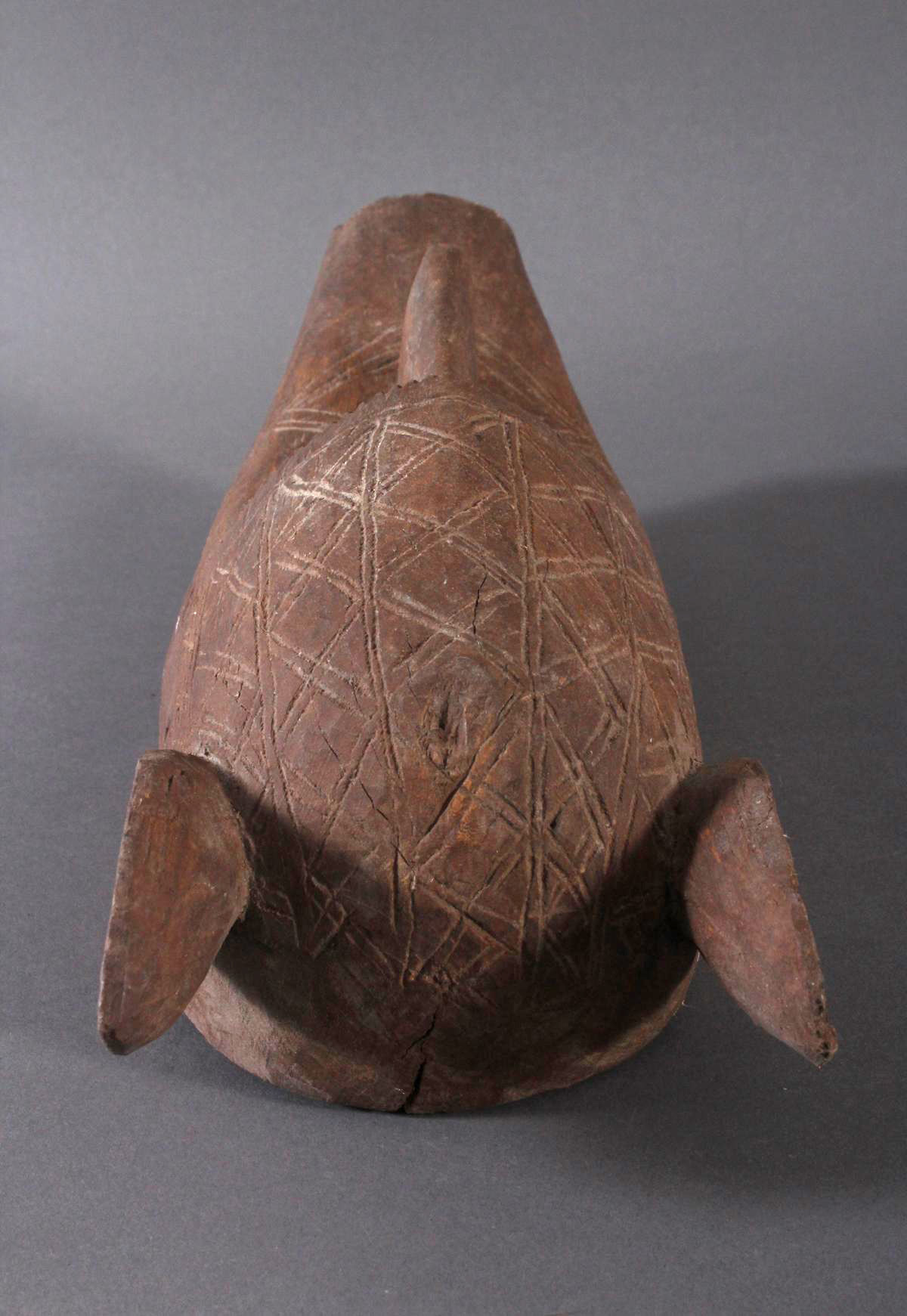 Antike  Suruku-Maske, Bambara, Mali-5