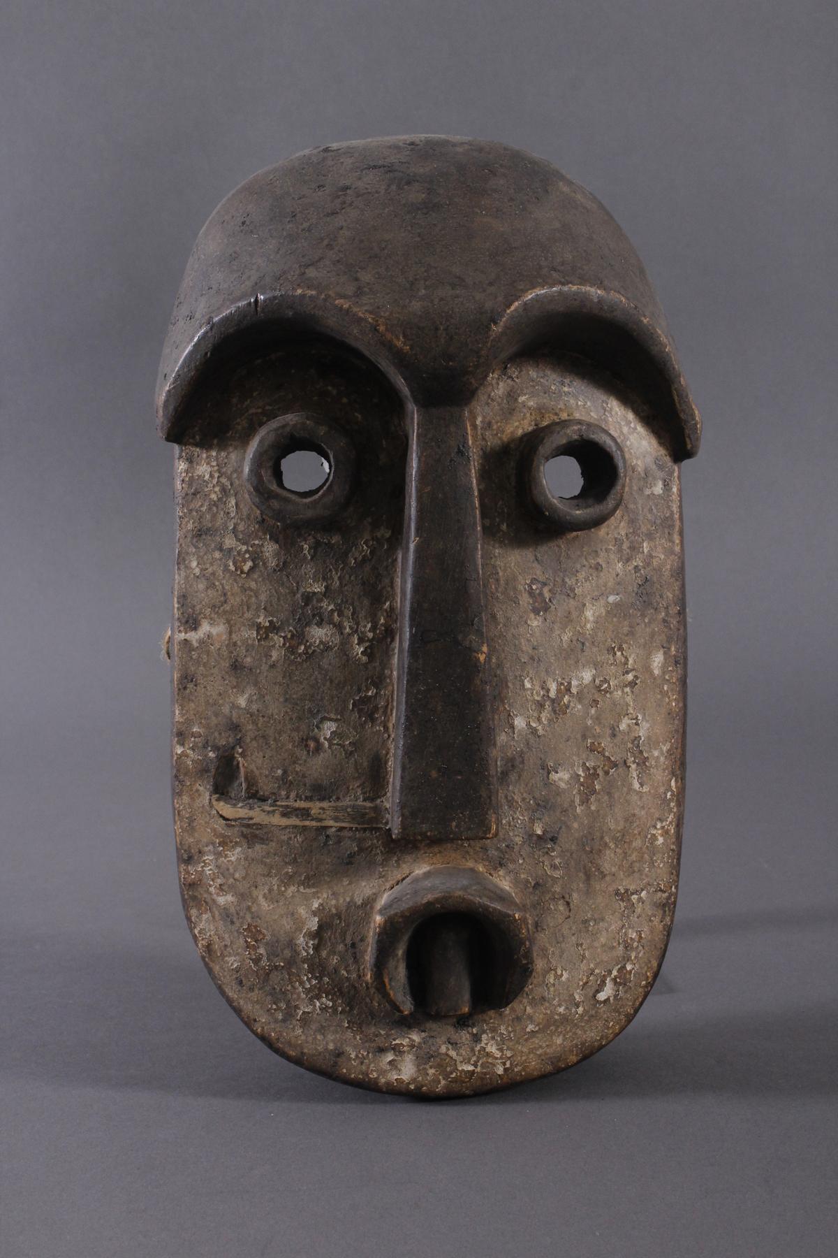 Antike Maske, Bembe, Kongo