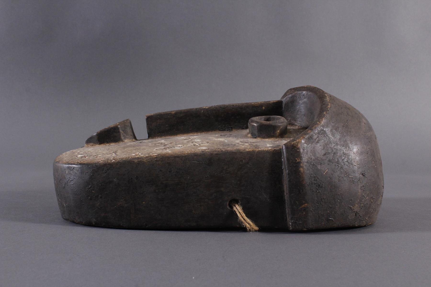 Antike Maske, Bembe, Kongo-5