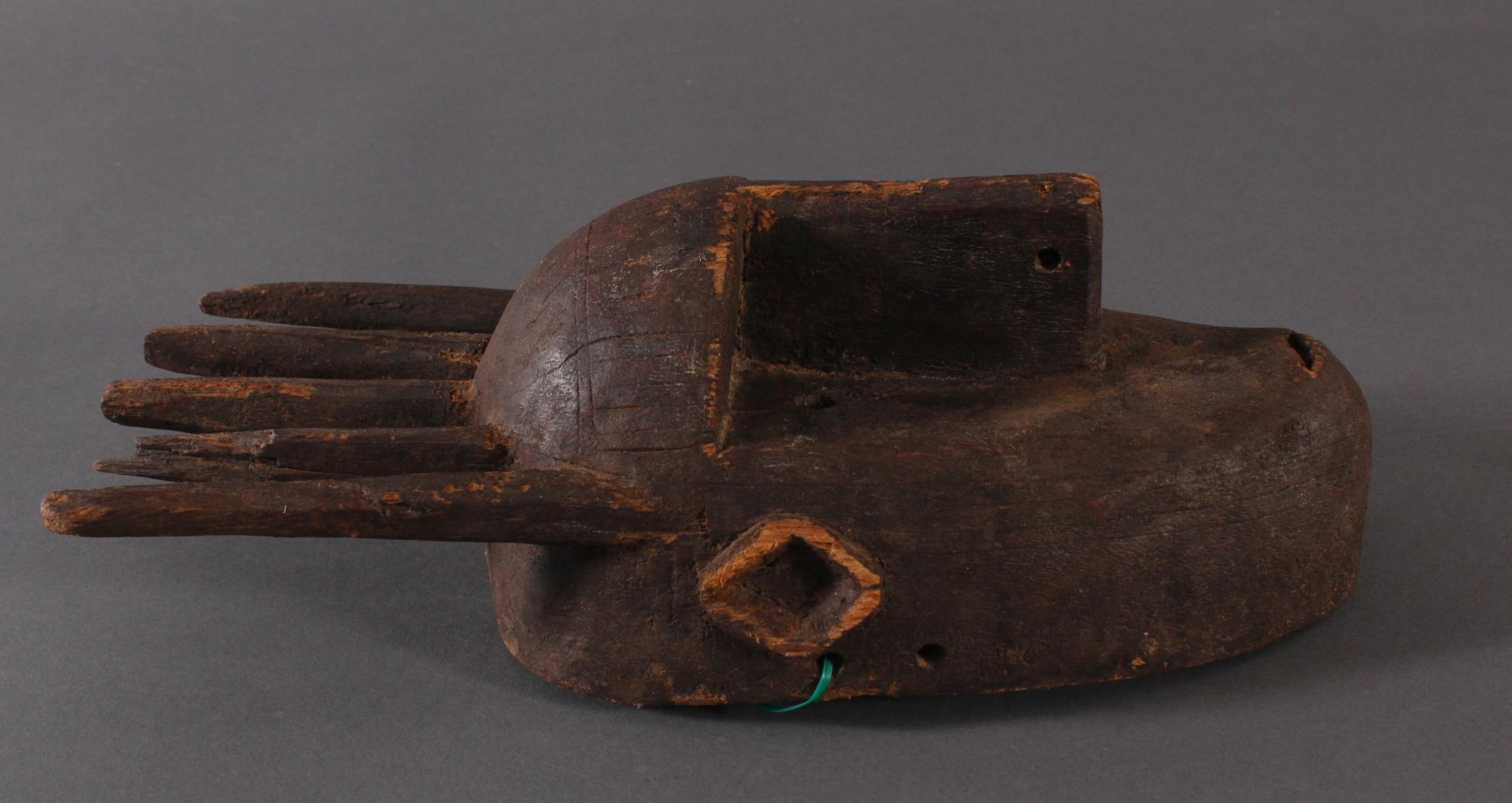 Antike Maske, Marka, Mali-2