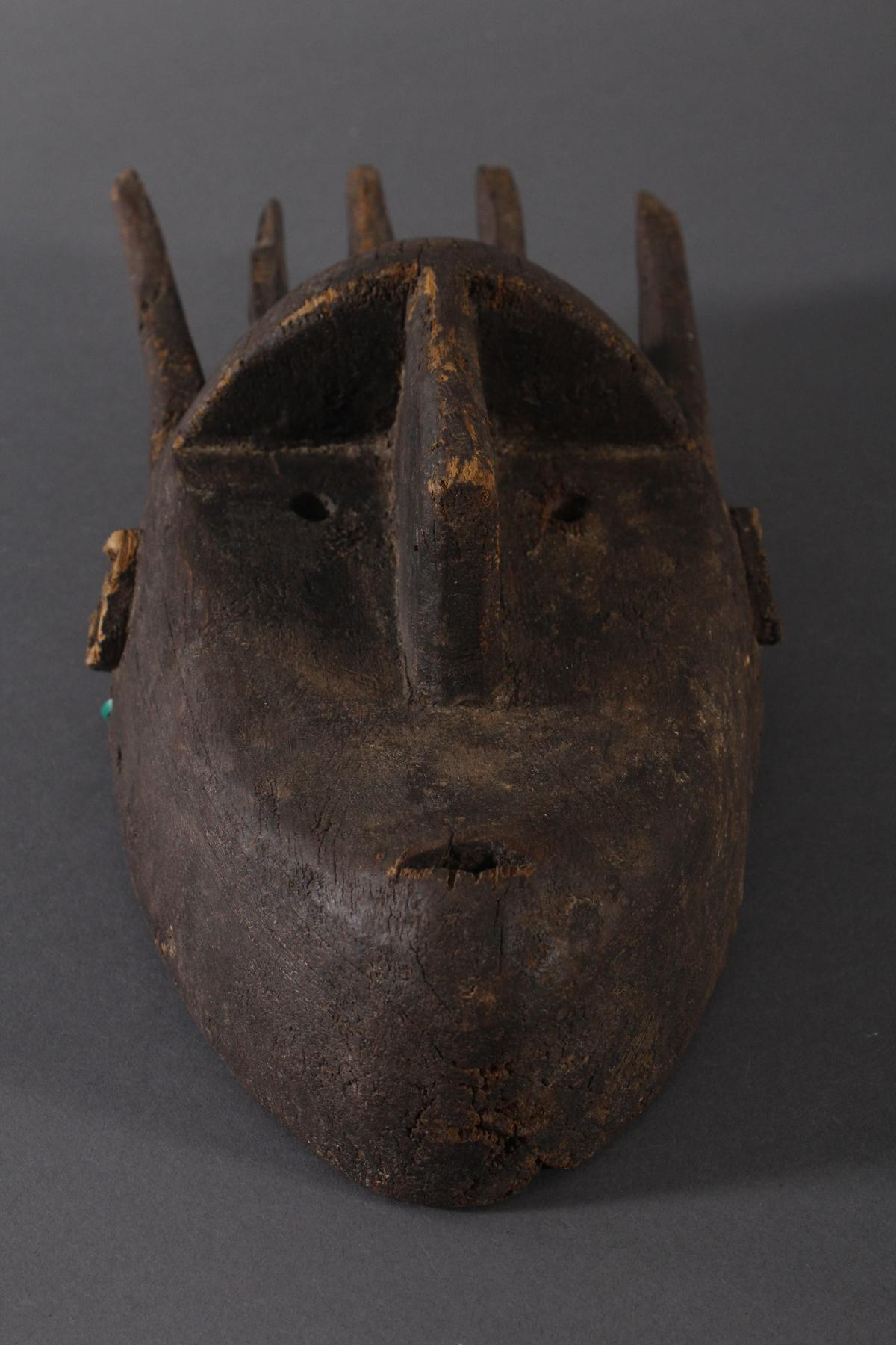 Antike Maske, Marka, Mali-4