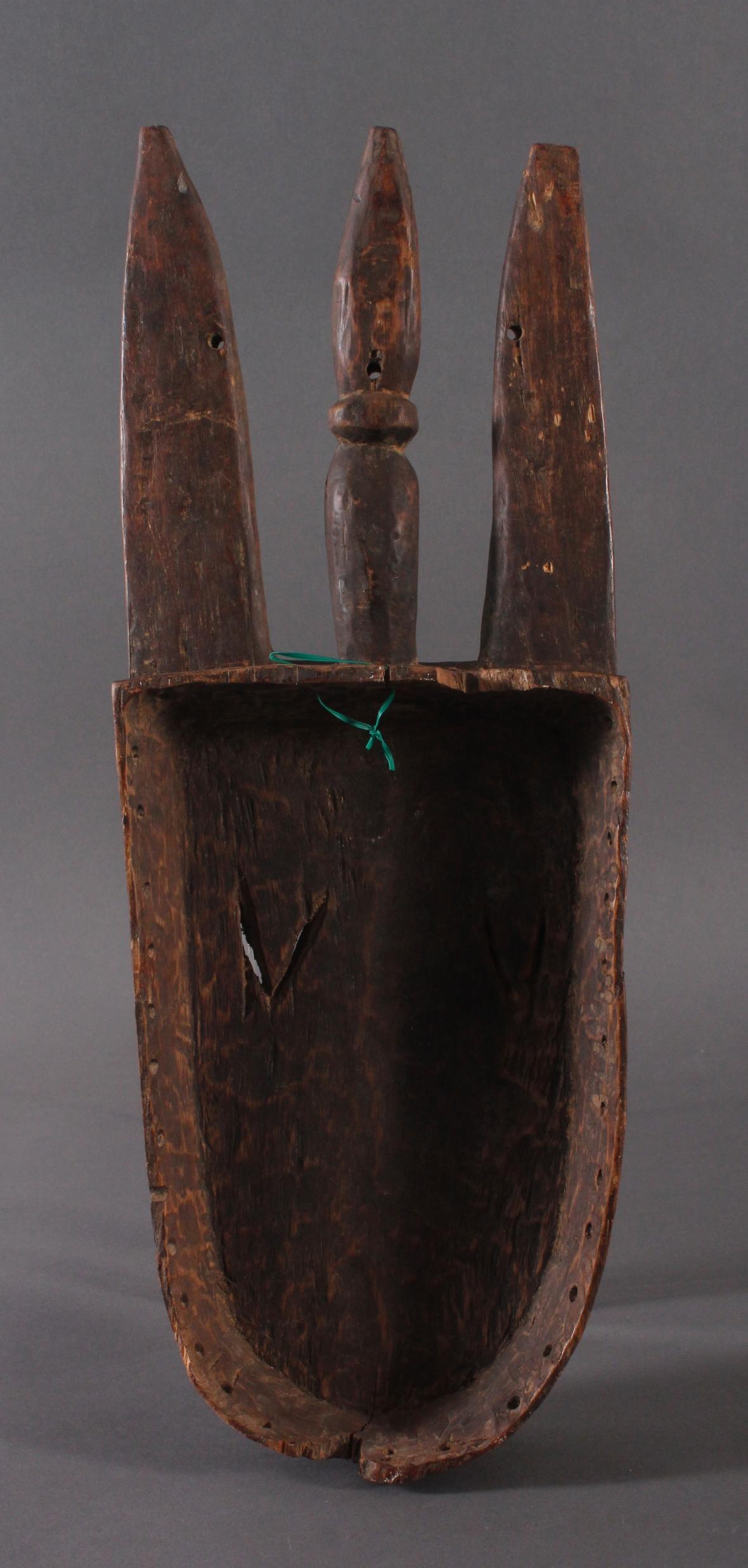 Antike Maske, Bambara, Mali-4