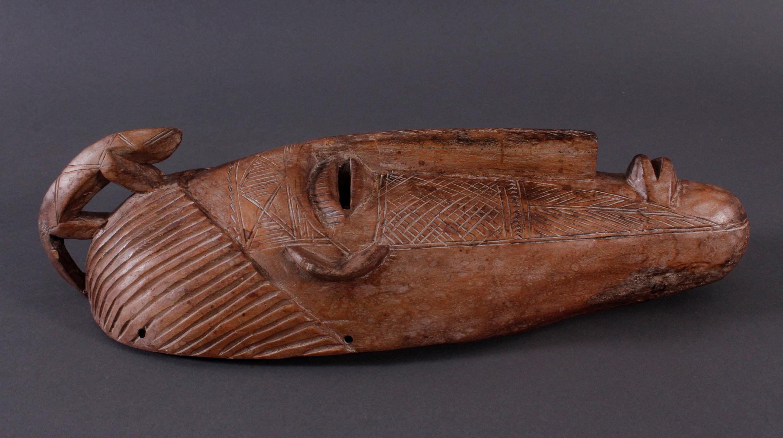 Antike Maske, Bambara, Mali-2