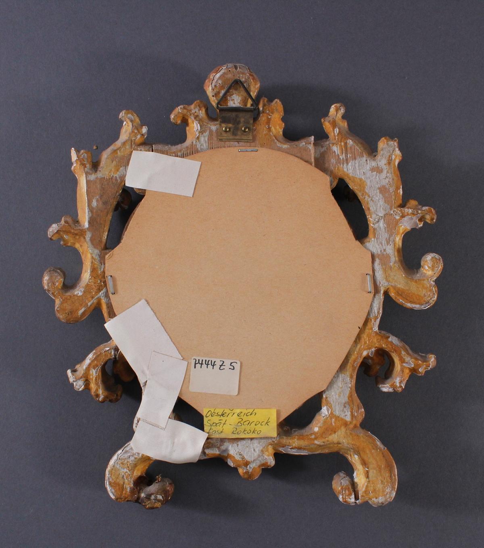 Kleiner Barockspiegel, 18. Jh.-5