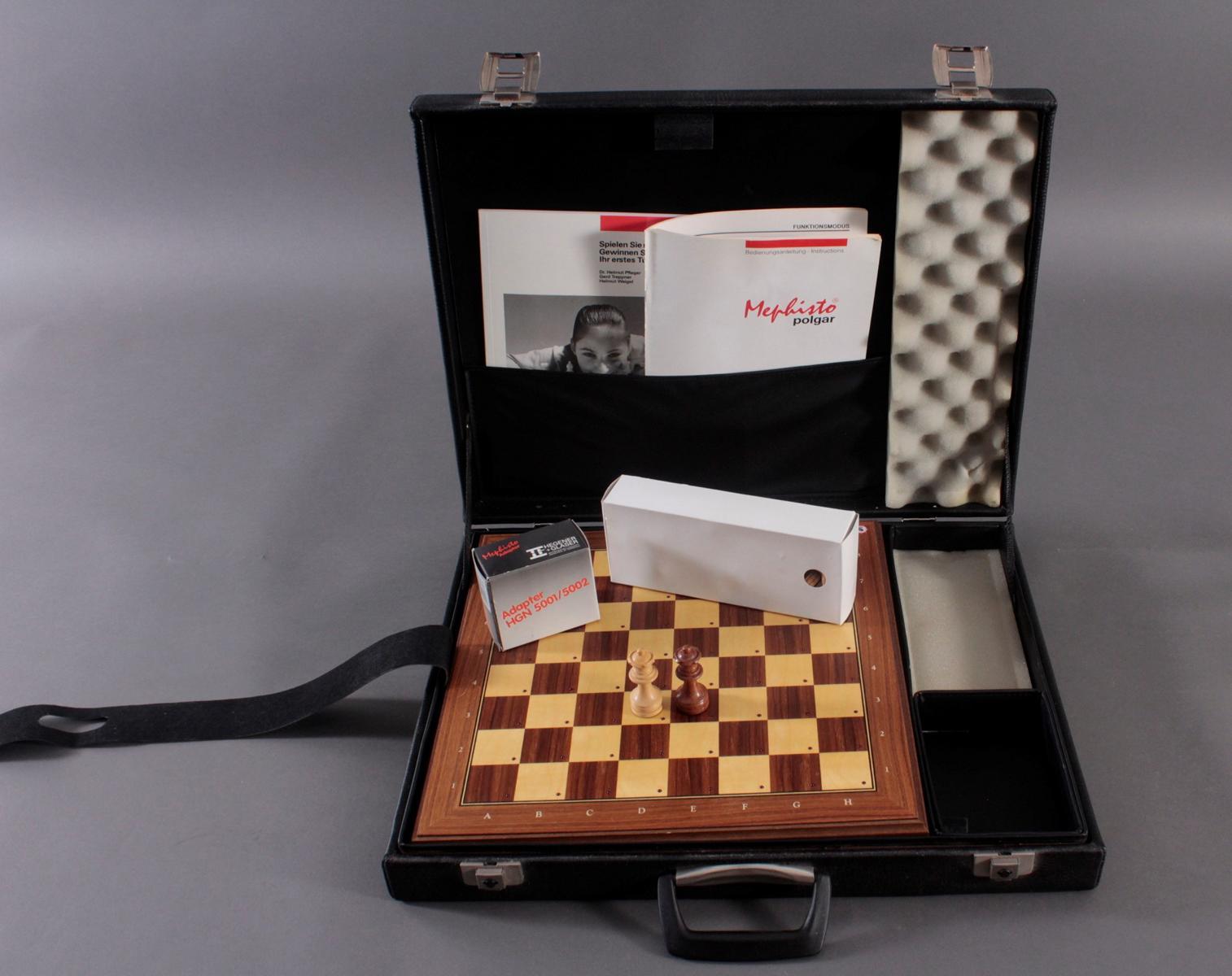 Schachcomputer Mephisto Exclusiv aus den 1990er Jahren