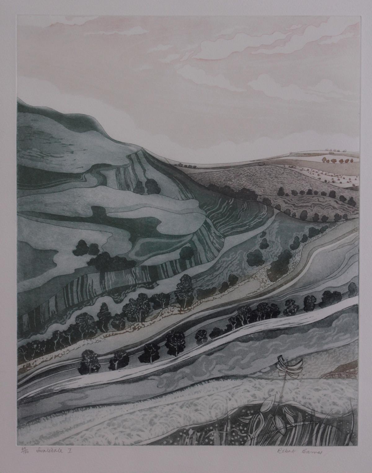 Robert Barnes (1974). Swaledale I, II und III-3