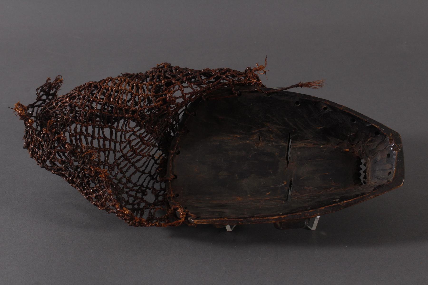 Antike Maske, Chokwe, Kongo-4