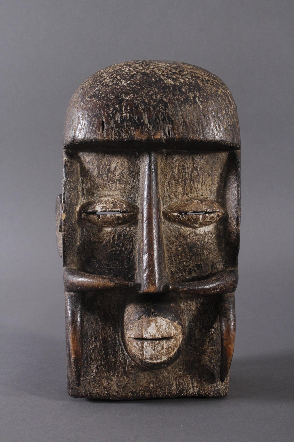 Antike Maske, Ngere, Liberia