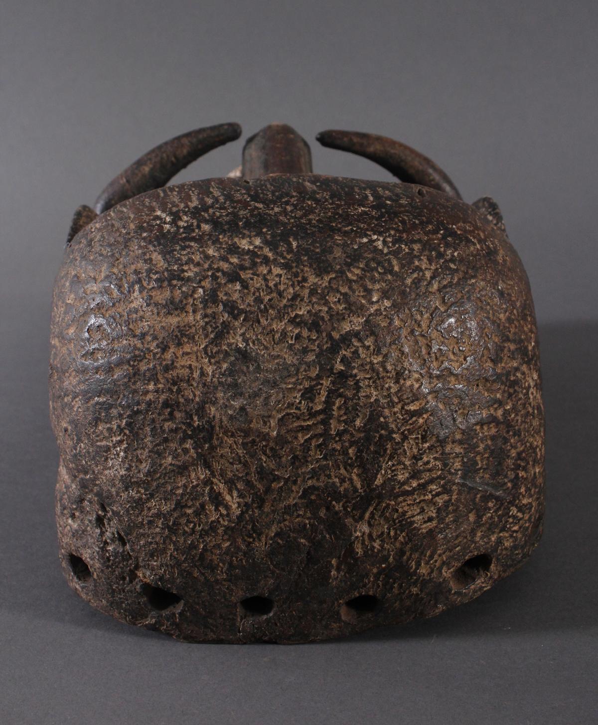 Antike Maske, Ngere, Liberia-5