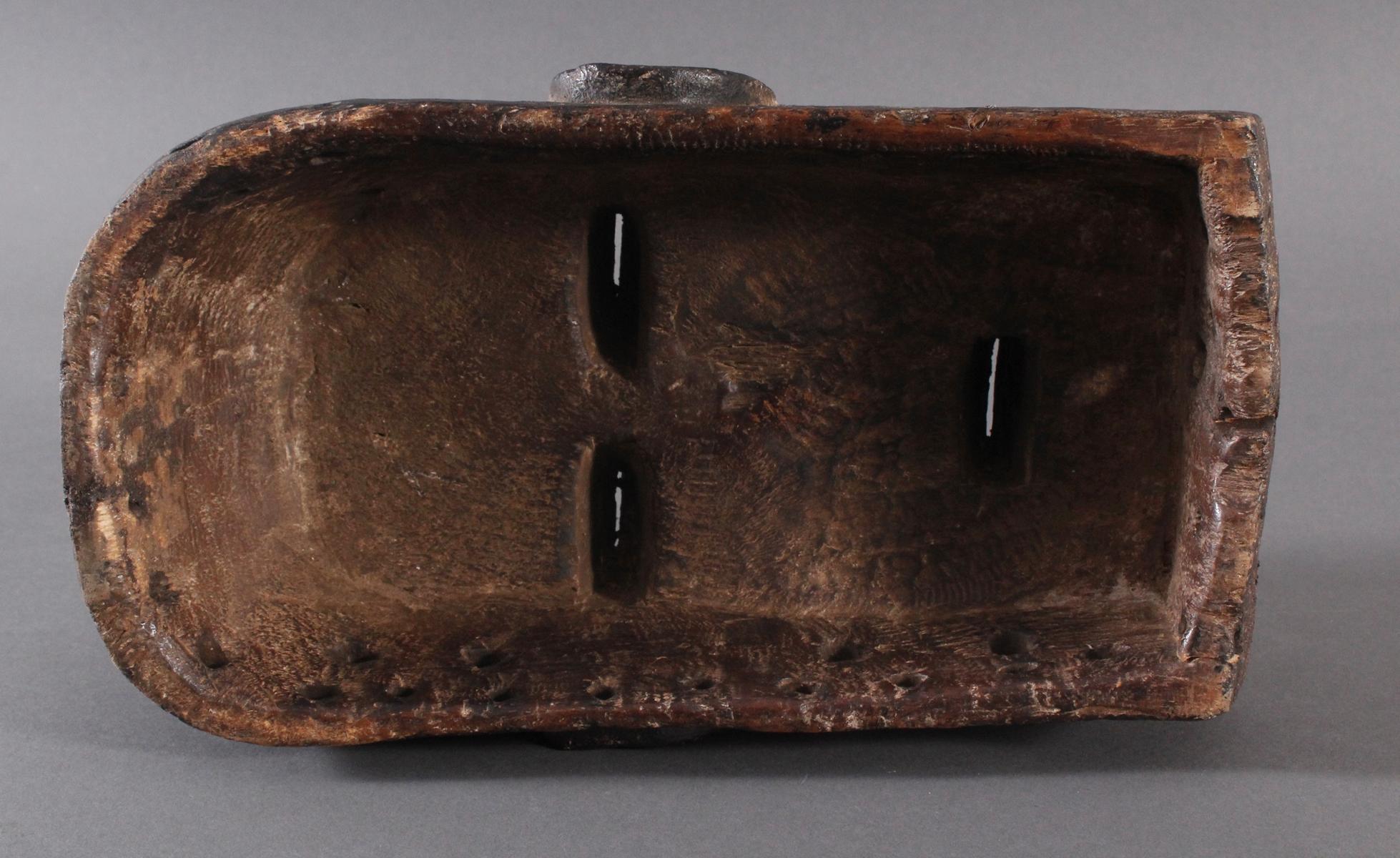 Antike Maske, Ngere, Liberia-6