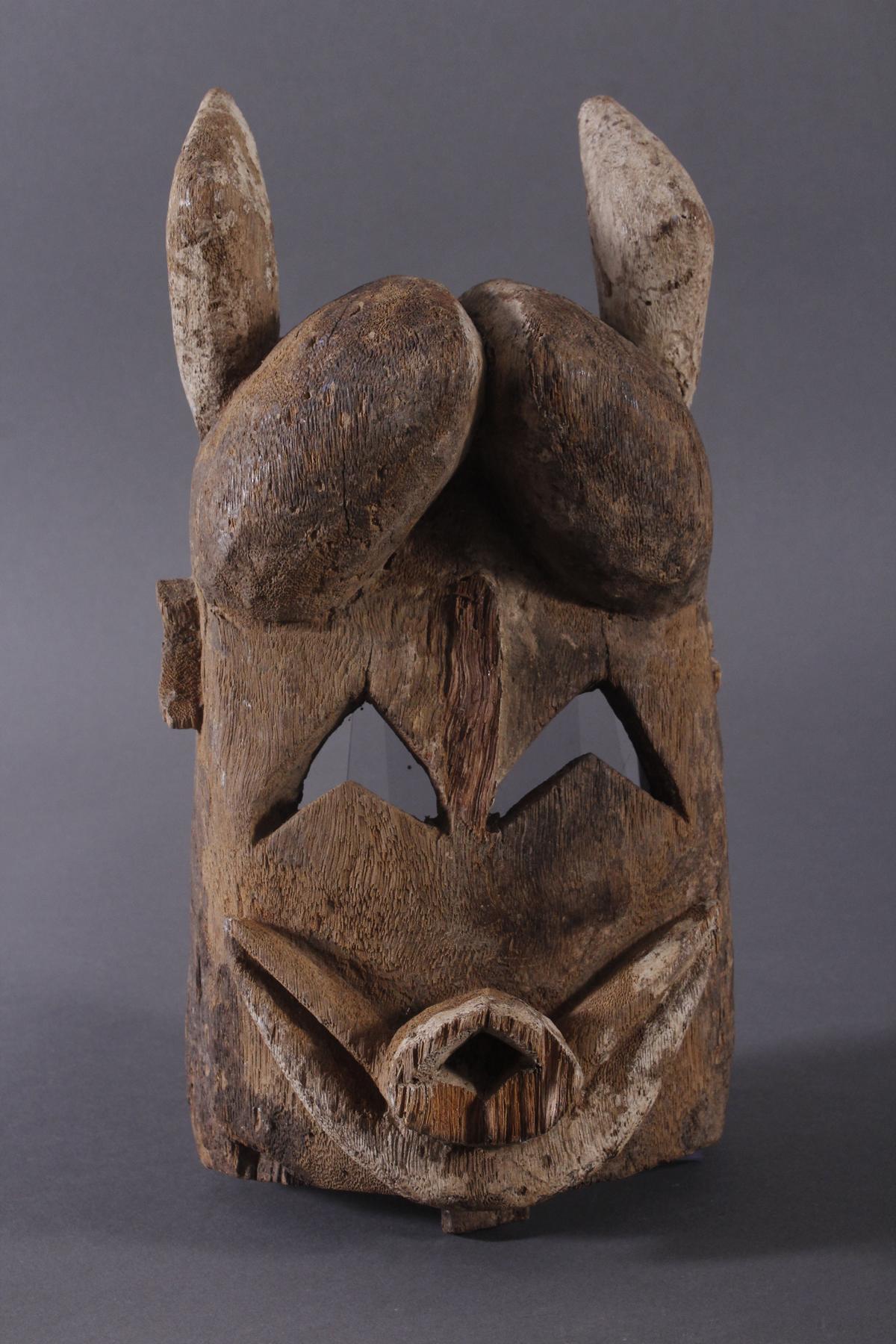 Antike Maske, Mossi, Burkina Faso 1. Hälfte 20. Jh.