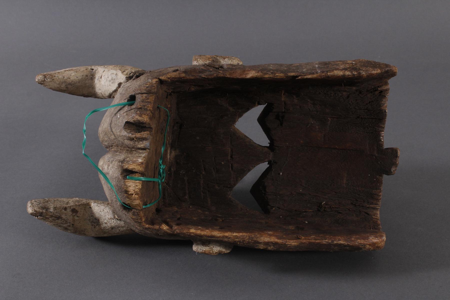 Antike Maske, Mossi, Burkina Faso 1. Hälfte 20. Jh.-6