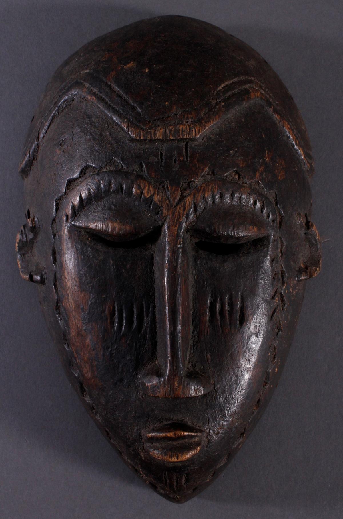 Antike Maske, Nigeria