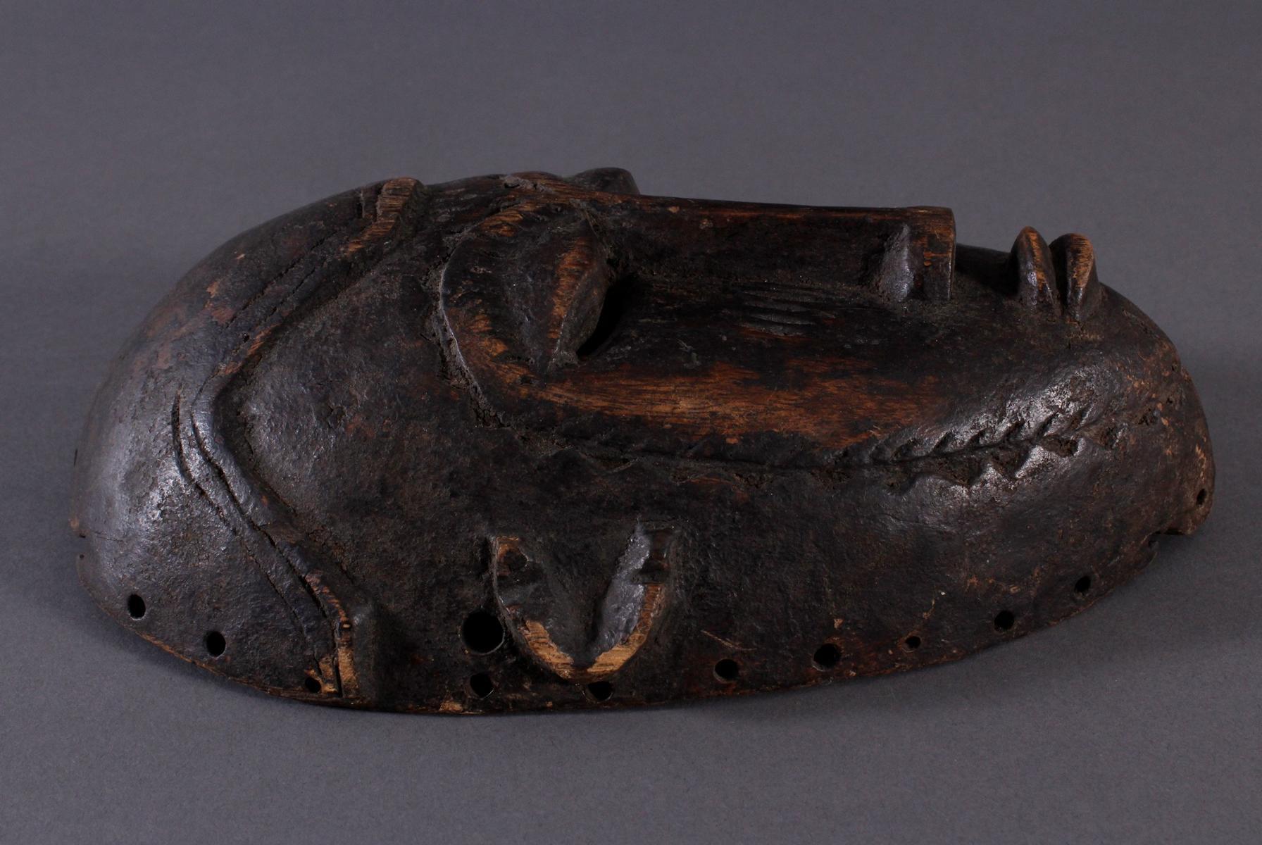 Antike Maske, Nigeria-2