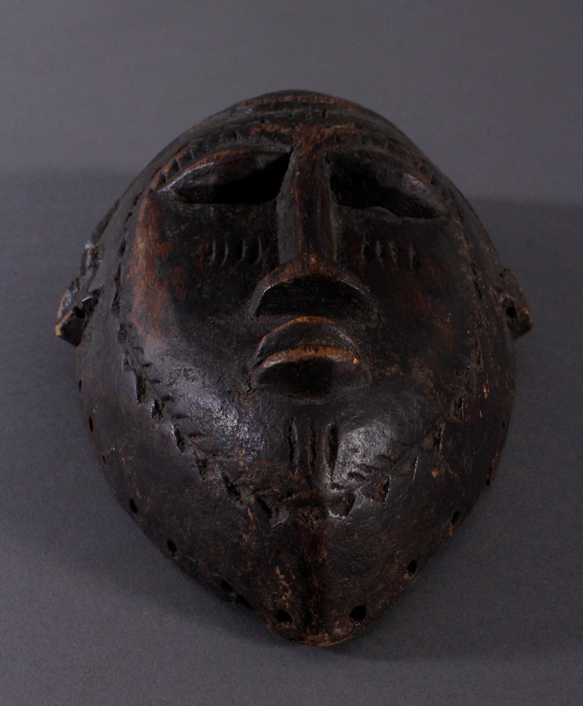 Antike Maske, Nigeria-4