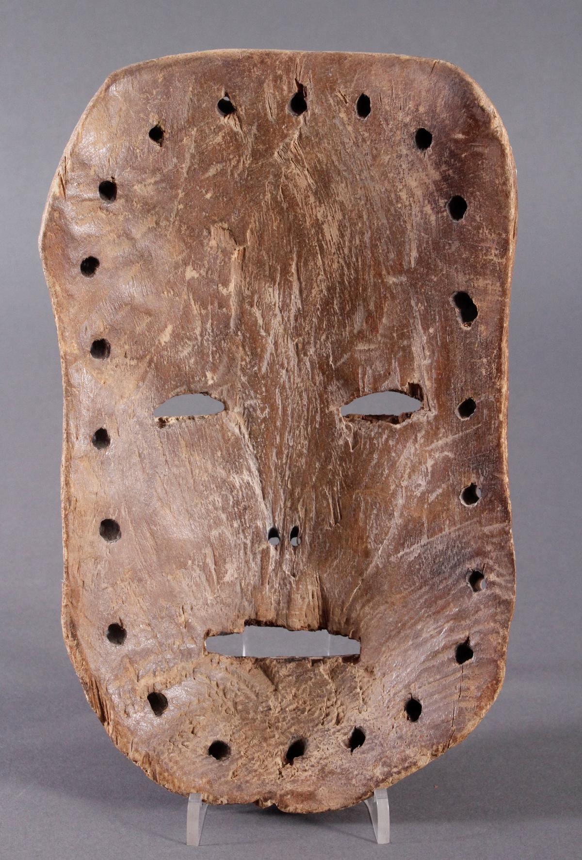 Antike Maske, Mossi, Ghana-2