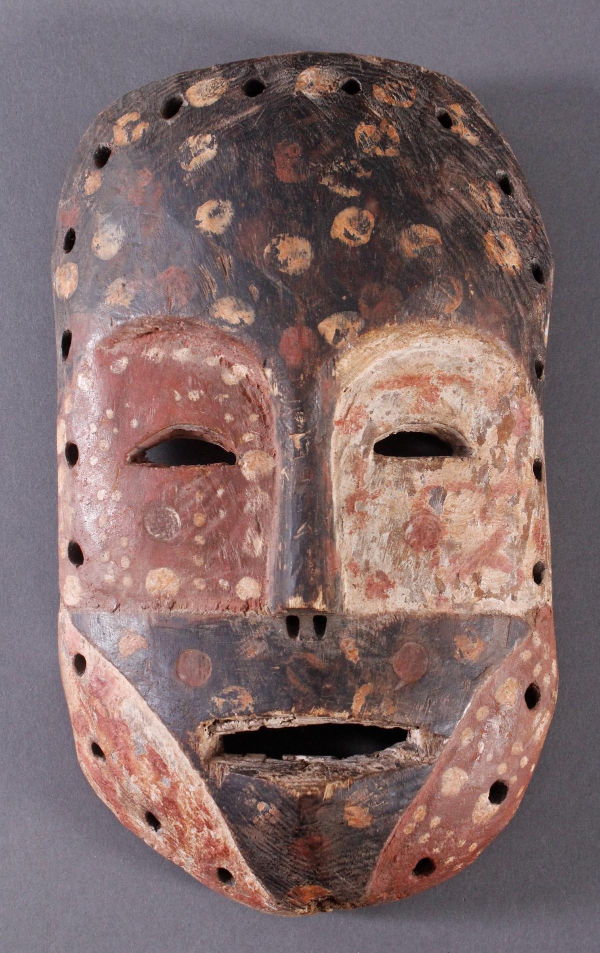 Antike Maske, Mossi, Ghana-3