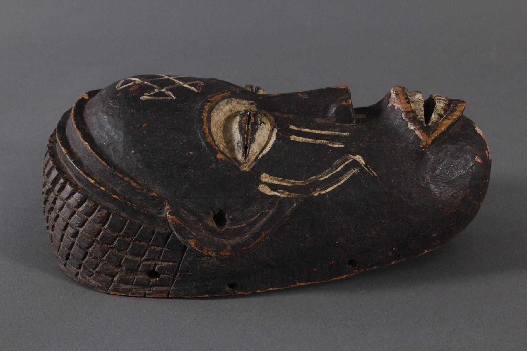 Antike Maske, Chokwe, Angola-2