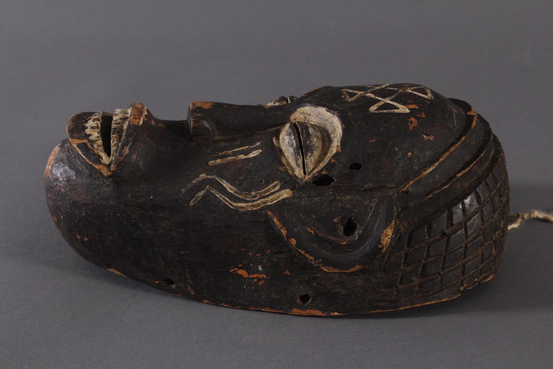 Antike Maske, Chokwe, Angola-3