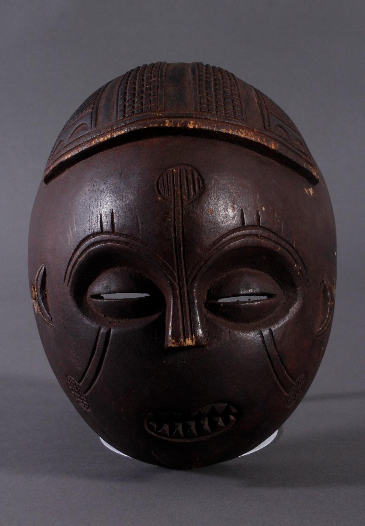 Antike Maske, Mbunda, Sambia