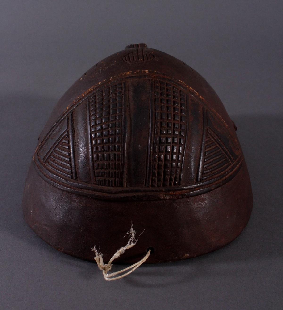 Antike Maske, Mbunda, Sambia-5