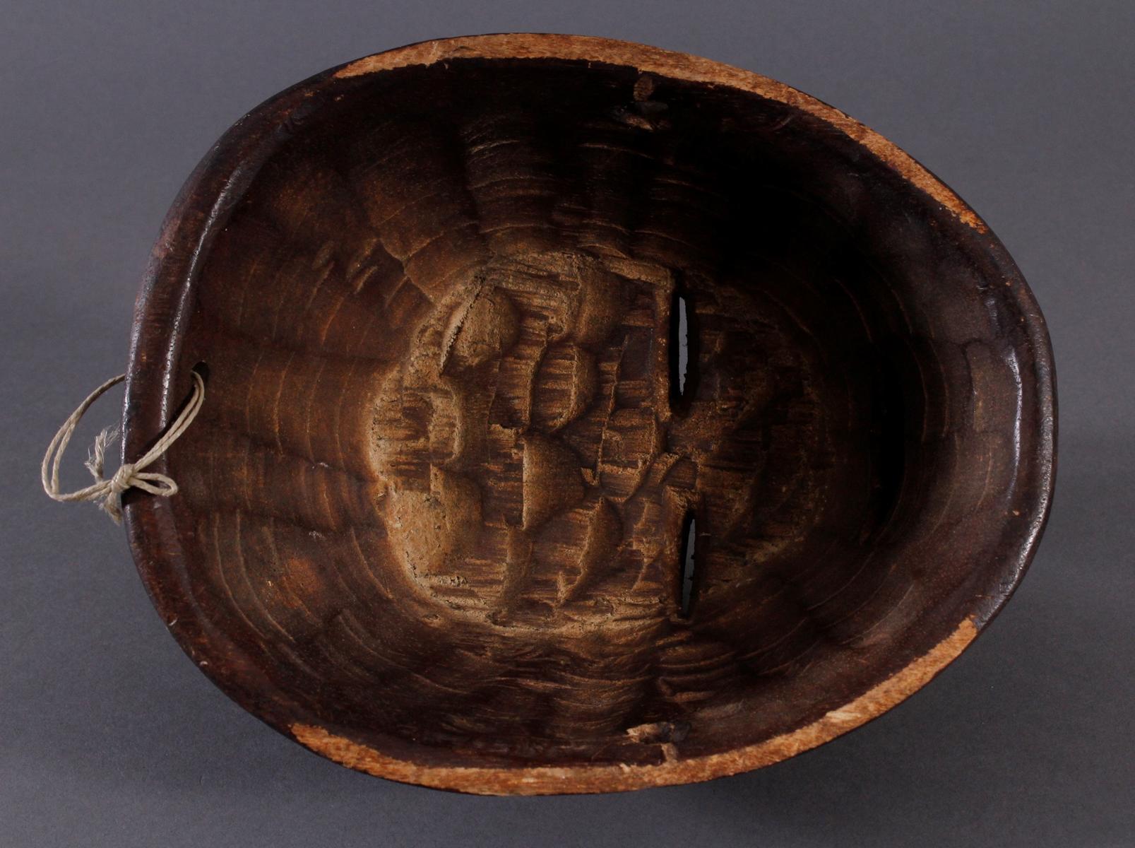 Antike Maske, Mbunda, Sambia-6